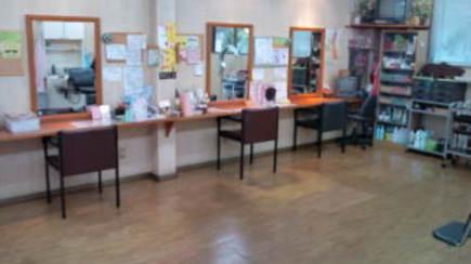 美容室 びーわんの写真