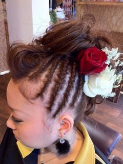hair NOBU の写真2