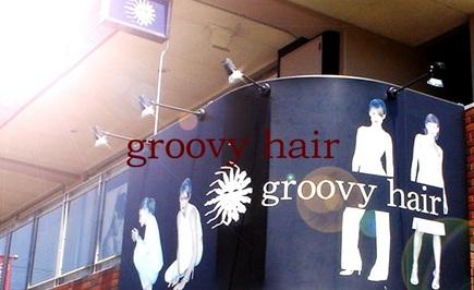 groovy hairの写真