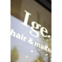 Ige hair & make 牛久店の写真2
