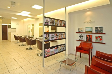 hair make WINNER 西店の写真