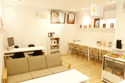 Hair&Make up salon selfitの写真