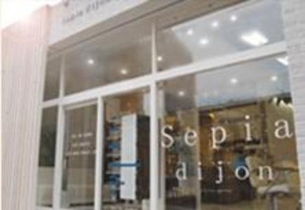 Sepia dijon - セピア・ディジョン -の写真