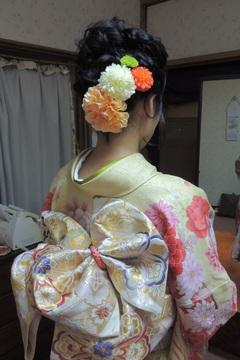 hair&bridal IWATAの写真2