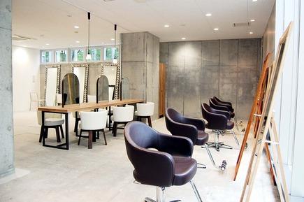 SIECLE hair&spa 渋谷店の写真