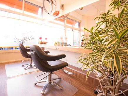 美容室 ベリースタイルの写真